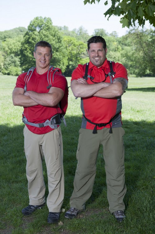 2014-The Amazing Race-25-Michael Ward, 40 and Scott Strazzullo, 39