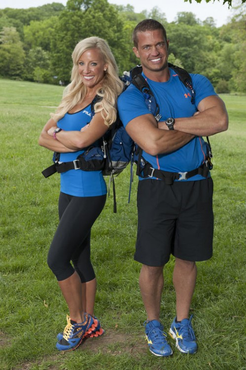2014-The Amazing Race-25-Misti Raman, 36 and Jim Raman, 37
