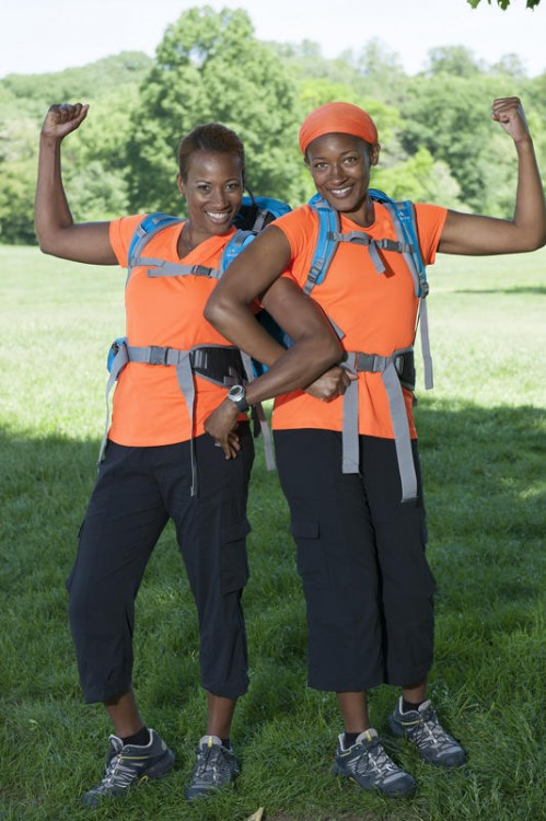 2014-The Amazing Race-25-Shelley Porter, 42 and Nici Porter, 24