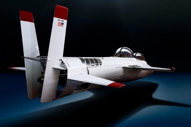 DeepFlight Super Falcon submarine-03