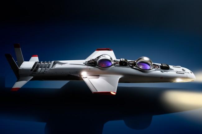 DeepFlight Super Falcon submarine-05