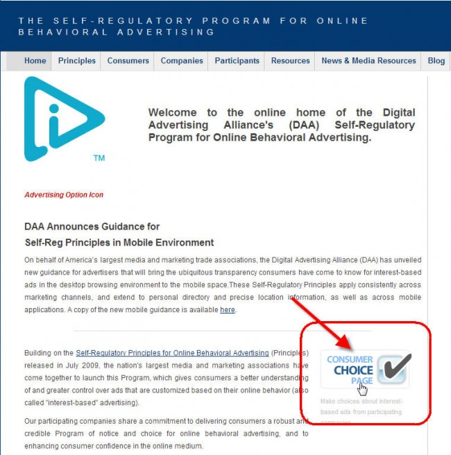 Digital Advertising Alliance-00