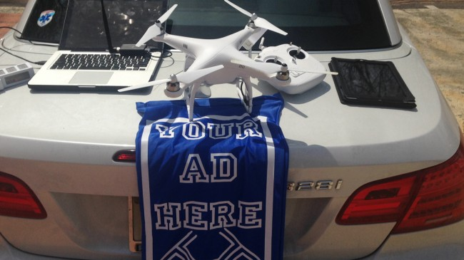 DroneAdvertising