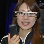 Cặp kính thông minh với công nghệ máy chiếu của Epson