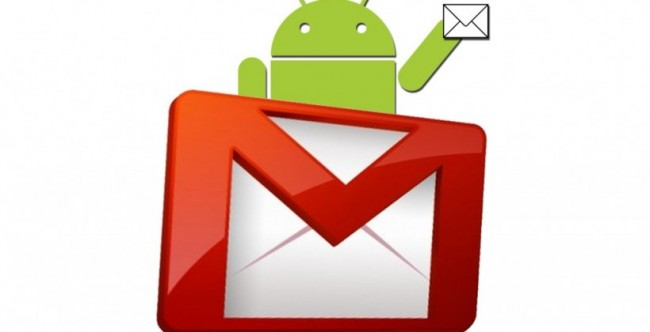 Gmail-On-Android-Phone