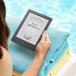 Thiết bị đọc sách điện tử cho người ham tắm