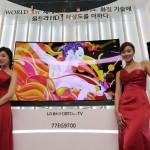 Chiếc TV OLED 4K đầu tiên trên thế giới sắp có mặt trên thị trường