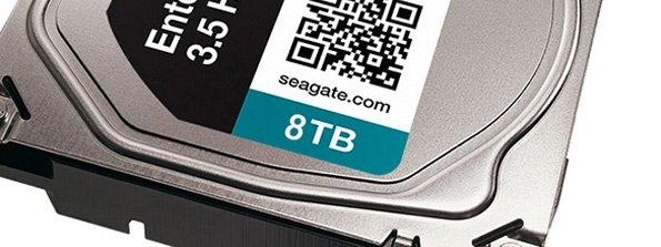 Seagate 8TB Hard Drives