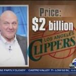 Từ CEO Microsoft trở thành ông chủ đội bóng rổ Los Angeles Clippers