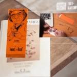 Chiếc bookmark biết nhắn tin nhắc bạn đọc sách