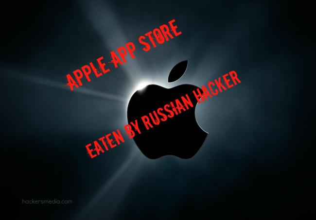 apple app store hacked