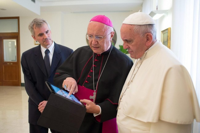 EPA VATICAN POPE FRANCIS REL CHURCHES (ORGANISATIONS) VAT