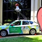 Khi xe dẫn đường Google Street View chạy… lộn đường