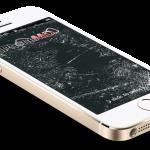"""Tới phiên iPhone 5s bị """"chấn thương"""" màn hình được chính hãng cứu chữa"""
