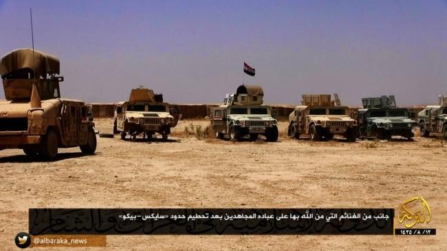 isis-Humvees