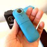 Chiếc camera tí hon cho những người thích chia sẻ phim ảnh lên mạng xã hội