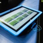 Liên đoàn Bóng bầu dục Mỹ sử dụng tablet thay cho hình ảnh đen trắng