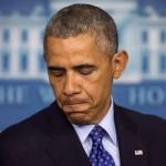 Những ngày cực kỳ khó khăn cho Tổng thống Obama