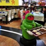 Nhà hàng do người máy phục vụ
