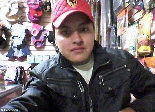 selfie-Oscar Otero Aguilar