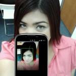 Chụp ảnh tự sướng với camera phía sau của smartphone