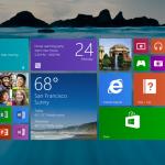 Mại dô, nóng hổi vừa thổi, vừa update Windows 8.1 tháng 8