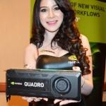 GPU NVIDIA Quadro thế hệ mới mạnh gấp đôi thế hệ trước