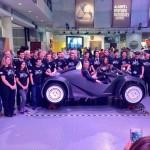 Chiếc ôtô đầu tiên trên thế giới được in bằng công nghệ 3D