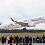 Máy bay Airbus được thiết kế lại có nhiều chỗ đựng hành lý hơn