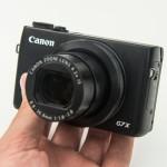 Canon PowerShot G7 X, máy chụp hình bỏ túi 20MP cho người thích tự chụp ảnh mình