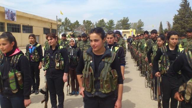 Female Kurdish fighters-syria-05