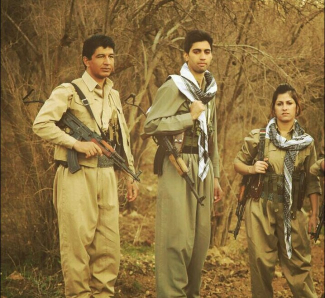Female Kurdish fighters-syria-13