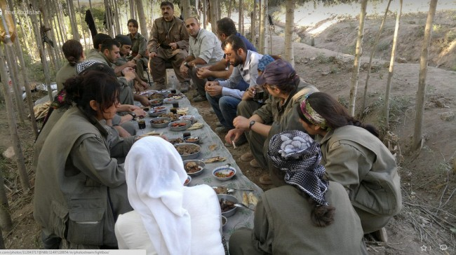 Female Kurdish fighters-syria-19