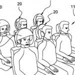 Nón thực tế ảo cho hành khách máy bay