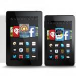Câu trả lời Apple từ Amazon: tablet màn hình HD 6 inch giá 99 USD