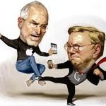 Ai mới là đối thủ của Apple?
