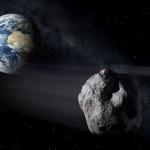 Trái đất lại thoát khỏi va chạm một tiểu hành tinh