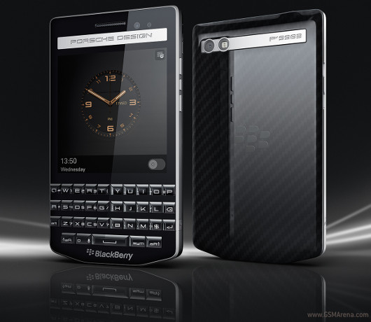 blackberry-Porsche Design P'9983-02
