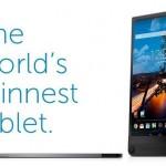 Dell Venue 8 7000 Series trở thành chiếc tablet mỏng nhất thế giới