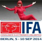 Một loạt thiết bị thông minh mới chào đời tại Hội chợ công nghệ IFA Berlin 2014