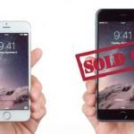 Đã chọn iPhone 6 là phải mua loại có màn hình lớn nhất
