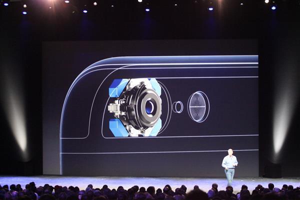 iphone 6 - camera 5 lens