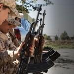 Khi những người phụ nữ cầm súng chống lại IS