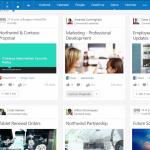 Microsoft cung cấp thư ký văn phòng thông minh Delve cho bộ Office 365