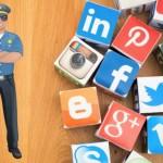 """Cảnh sát New York phải """"sống"""" với mạng xã hội"""