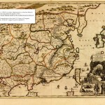 Sự thật đến từ 60 tấm bản đồ cổ của châu Á