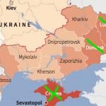 Ukraine đứng trước nguy cơ không còn miền đông
