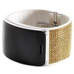 Samsung dùng pha lê Swarovski cho dây đeo đồng hồ thông minh