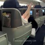 Dùng mạng xã hội để trị những hành khách máy bay có hành vi xấu
