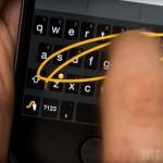 Hệ điều hành iOS 8 đã có bàn phím hỗ trợ ngay khi bắt đầu cho download